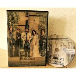 DVD Balthazar das Rockmusical