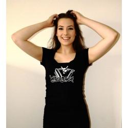 T-Shirt Girlie